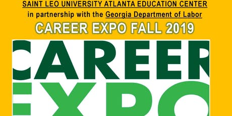 Saint Leo University- Atlanta Center Career Fair ( OPEN TO PUBLIC) tickets