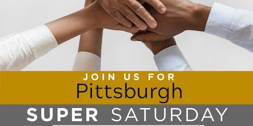 Pittsburgh Super Saturday - October 2019