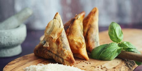 Cookery Class Demo -Art of Samosa making, Demo Workshop By Perfect Samosa tickets