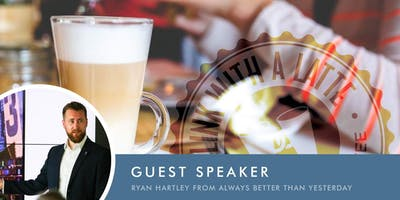 Link with a Latte Biz network with Ryan Hartley.