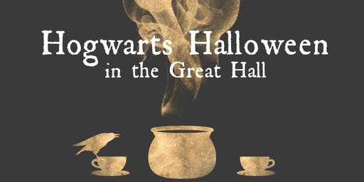 Hogwarts Halloween in the Great Hall