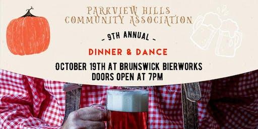 PHCA Oktoberfest 9th Annual Dinner & Dance