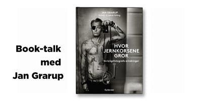Book-Talk med Jan Grarup