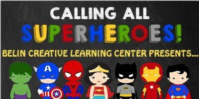 BCLC Super Hero Bash