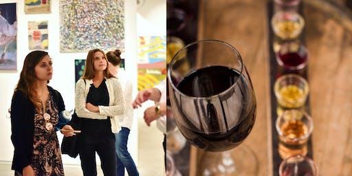 Art & Wine Walk in Jerusalem