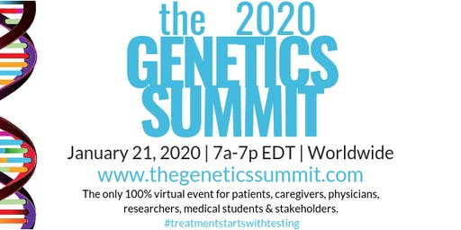 The 2020 Genetics Summit - Powered by My City Med