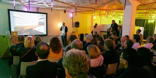Eröffnungsfeier der 5. LICHTWOCHE München