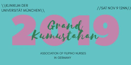 2nd Grand Kumustahan of Filipino Nurses in Germany 2019