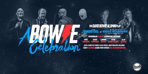 A Bowie Celebration: Bowie Alumni Play Diamond Dogs & Ziggy Stardust