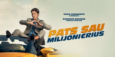 Filmo ''Pats Sau Milijonierius'' premjera Londone