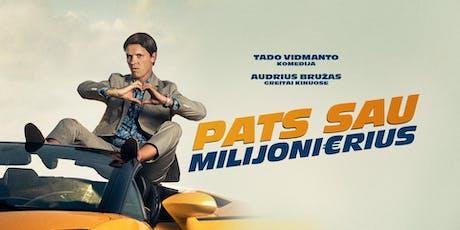 Filmo ''Pats Sau Milijonierius'' premjera Londone tickets