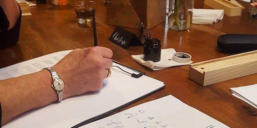 Modern Calligraphy Beginners' Workshop