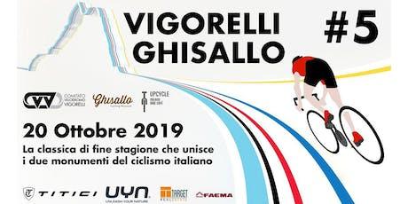 Vigorelli - Ghisallo #5 con Paolo Bettini biglietti