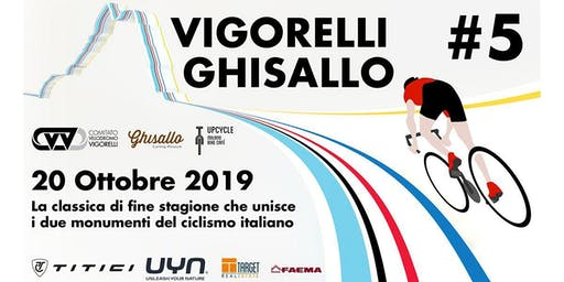 Vigorelli - Ghisallo #5 con Paolo Bettini
