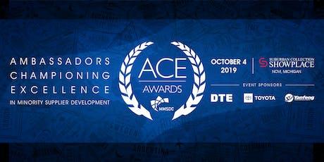 2019 MMSDC ACE Awards  tickets