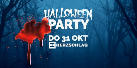 Halloween Party   ab 16 J. Tickets