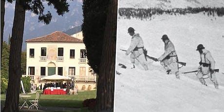 """Libri in Villa: 80 anni di """"Un anno sull'altipiano"""" biglietti"""
