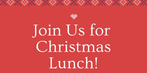 Join us for Christmas Eve Lunch!