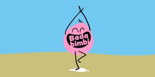 Bada Yoga - Lezione di prova gratuita per i babbi e le mamme