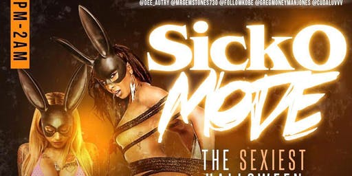 sicko mode the Halloween party at sections