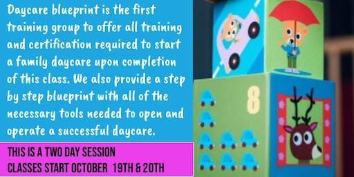 Daycare BluePrint