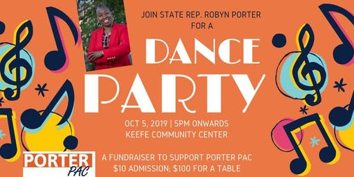 TeamPorter Dance Party