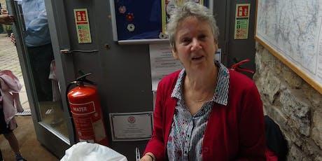 Jenny Palmer: Pendle Poems tickets