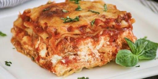 Morehead State Choirs' Lasagna Dinner Fundraiser