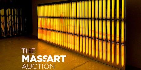 MassArt Auction Meet the Artist: Clint Baclawski tickets