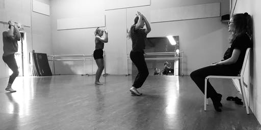 Young Dancers Initiative Open Rehearsal