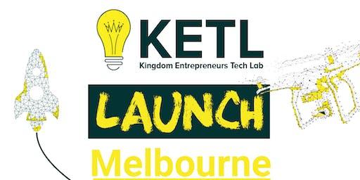 Kingdom Entrepreneurs Tech Lab (KETL) - Australia Launch
