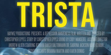 Trista: a depression awareness film tickets