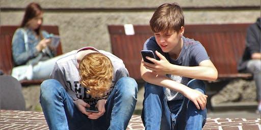 Adults, Kids, Social Media and Mental Health