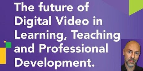 Paul Driver on the Future of Digital Video for Language Teaching & Learning tickets