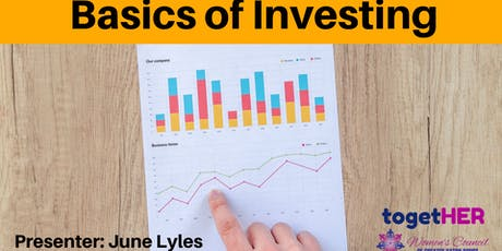 Basics of Investing! tickets