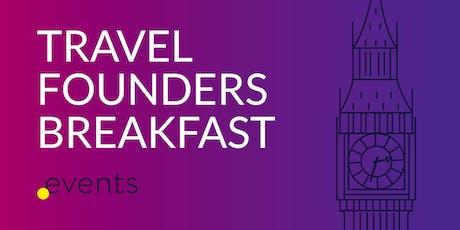 Travel Founders Breakfast tickets