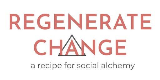 Regenerative Design for Change Makers Training