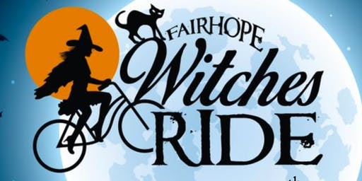 5th Annual Fairhope Witches Ride