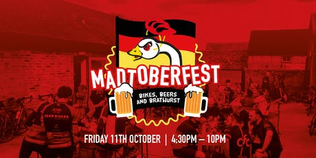 Madtoberfest Cycle Club (bikes not required) tickets