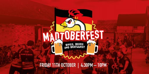 Madtoberfest Cycle Club (bikes not required)