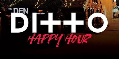 Ditto Music Happy Hour tickets