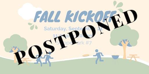 KCTR Fall Kickoff