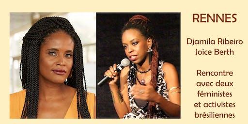 Féminisme noir et Empowerment à Rennes