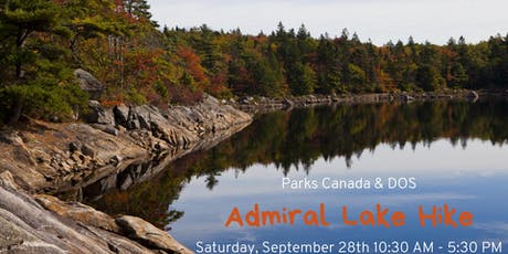 Admiral Lake Hike tickets