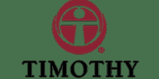 Timothy Leadership Training - Fall 2019
