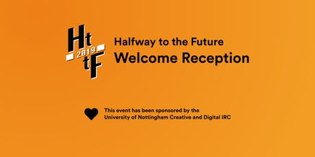 Halfway to the Future: Welcome Reception tickets