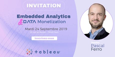 Petit Dej' Embedded Analytics & Data Monetization billets
