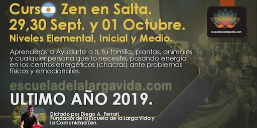 Curso Zen en Salta: 29,30 Sept. y 01 Octubre.