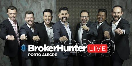 BrokerHunter Live 2019 - PORTO ALEGRE ingressos