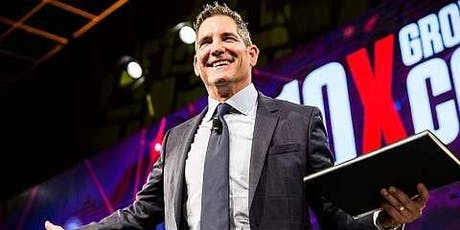 10X Your Life - Grant Cardone Online Interview tickets